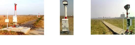 देश में निर्मित दृश्यता मापन पद्धति- दृष्टि को नई दिल्ली के इंदिरा गांधी अंतर्राष्ट्रीय हवाई अड्डे पर लगाया गया।