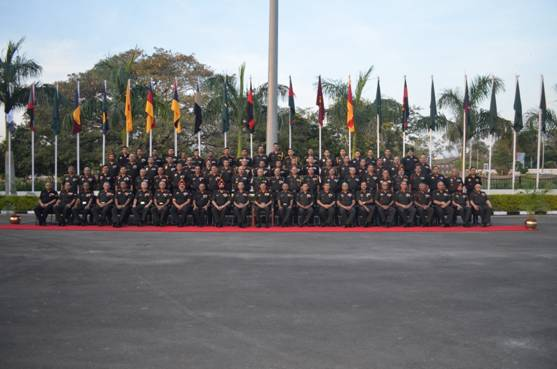 33rd Infantry Commanders Conference