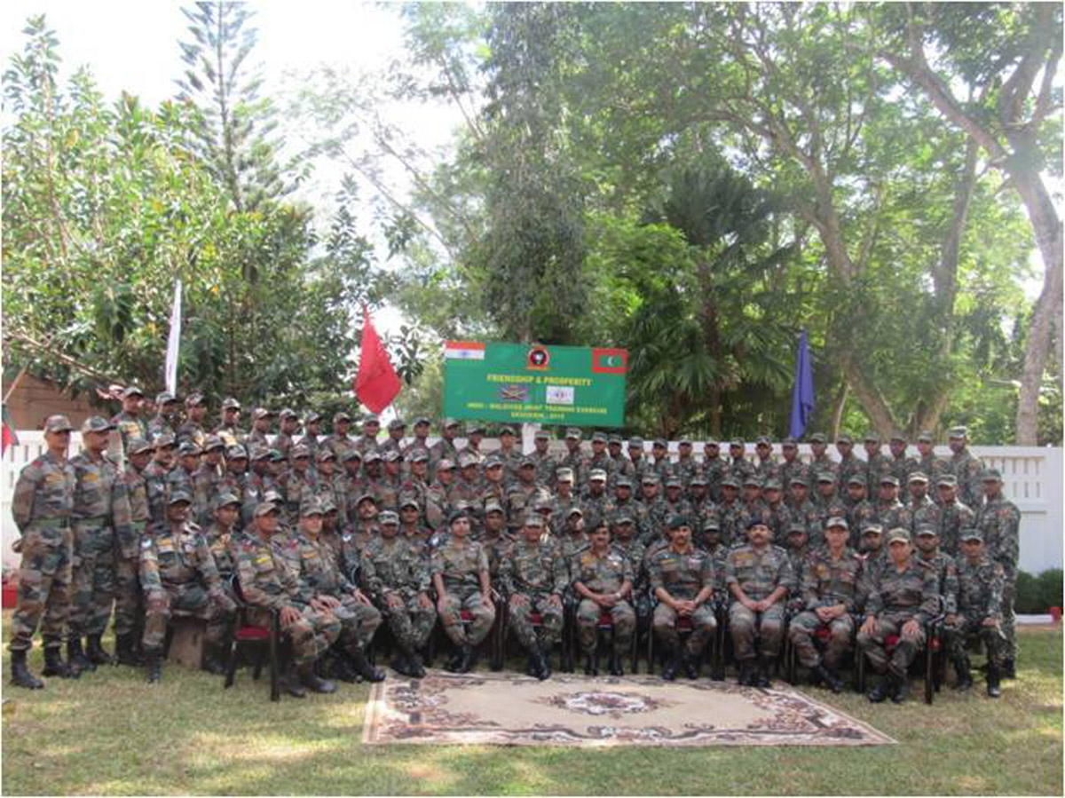 2-Indo Maldives Joint Exercise at Pangode Military Station.jpg