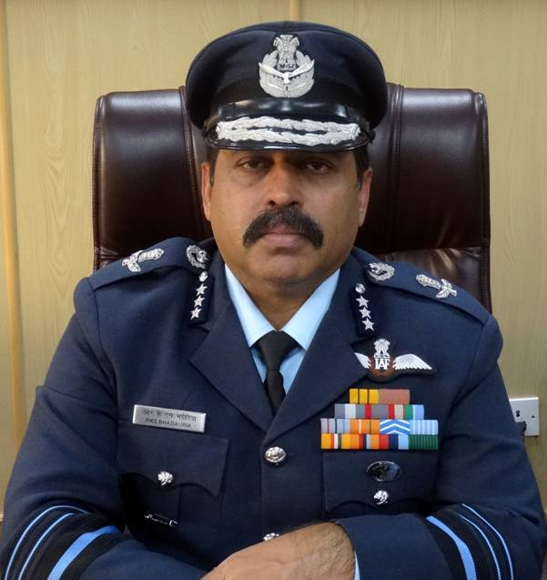 Air Marshal Bhadauria takes over as Deputy Chief of the ...