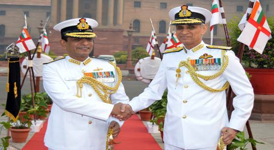 Vice Admiral Ajit Kumar assumes charge as the Vice Chief of Naval Staff