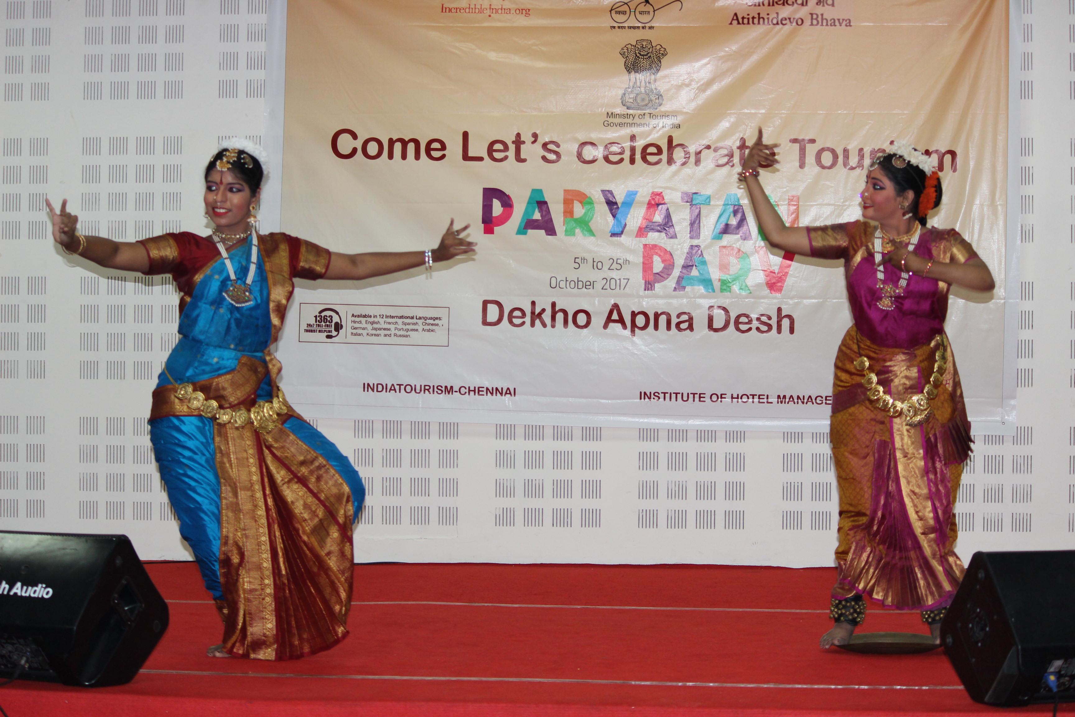 An Enthusiastic Start of Paryatan Parv