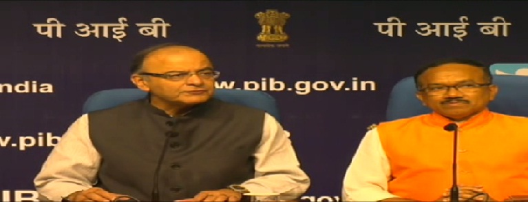Press Conference by Shri Arun Jaitley, Union Minister for Finance, Corporate Affairs and Information & Broadcasting on International Film Festival of India (IFFI), 2015. Shri Rajyavardhan Rathore, Minister of State for I&B and Shri Sunil Arora, Secretary I&B will also be present on the occasion  at 11.30 AM,November 03,2015, NMC, New Delhi