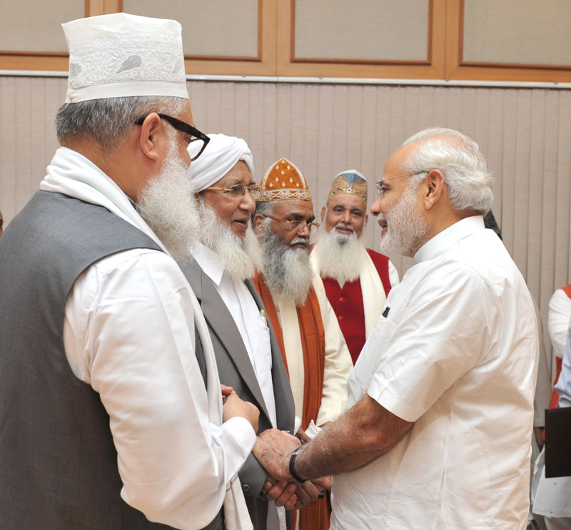 Sufism an integral part of Indian ethos: PM Modi