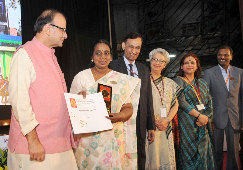 Jaitley for creating ecosystem to boost shipments to markets