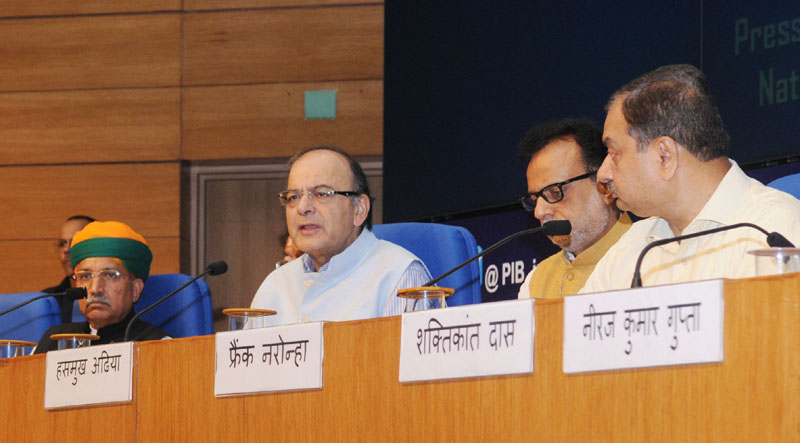 GST Bill: Govt begins roadmap for final implementation