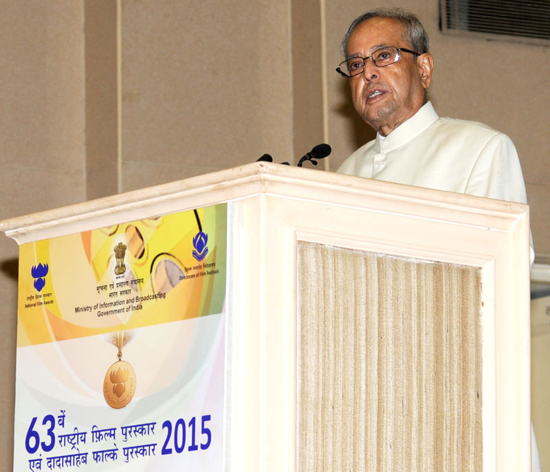 Indian cinema truly reflect Unity & Diversity: President