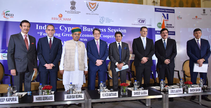CYPRUS: High-level trade team visits India
