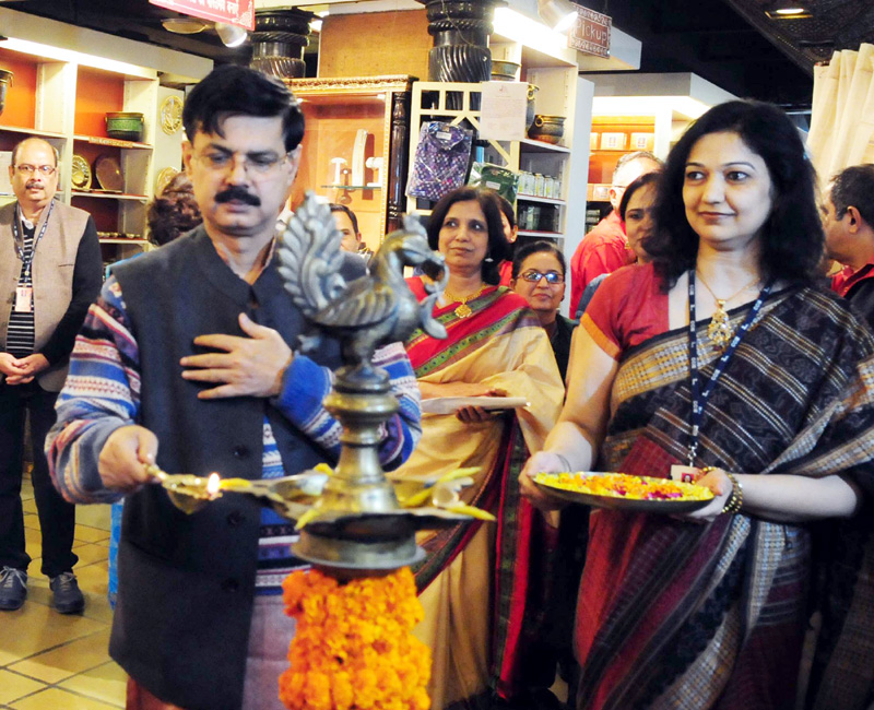 'Shreshtkriti', an exhibition-cum-sale of exclusive handcrafted creations