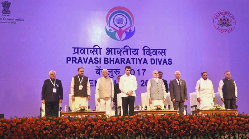 At Pravasi Bharatiya Divas, PM Narendra Modi Slams 'Black Money Worshippers'