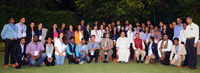 The Vice President, Shri M. Venkaiah Naidu with the participants of Know India Program, organised by the Ministry of External Affairs, in New Delhi on September 21, 2017.